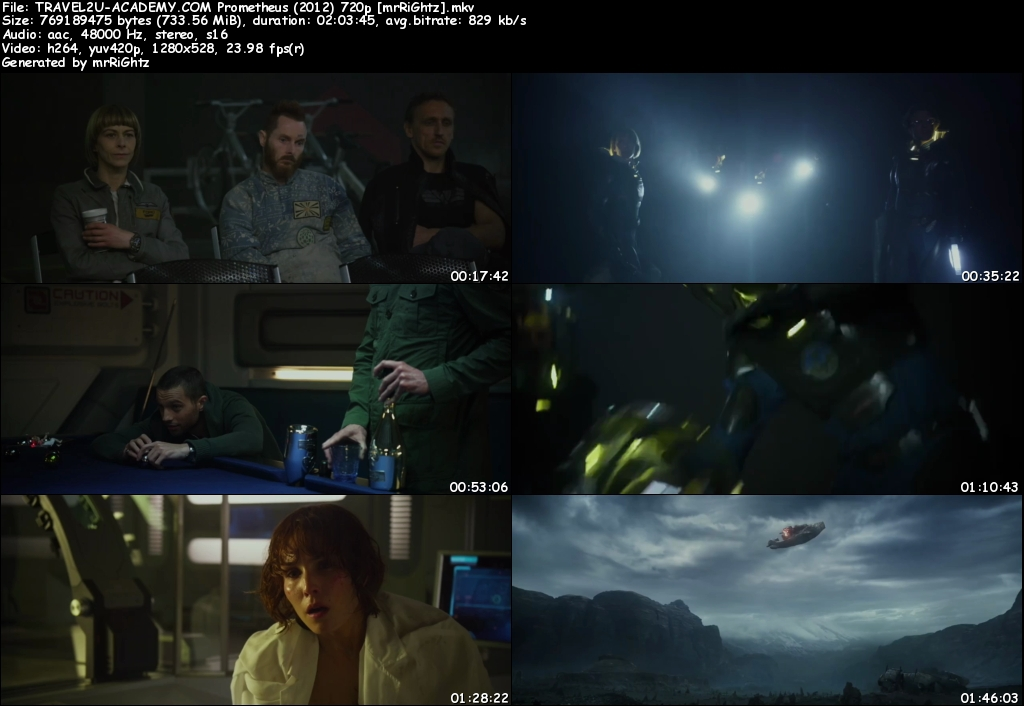 prometheus 2012 blu ray 720p mkv list